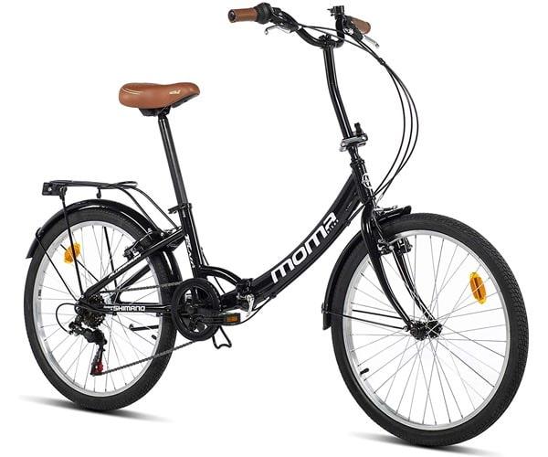 Bicicleta Urbana Moma Bikes