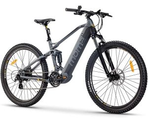 "Moma Bikes Bicicleta Eléctrica E-MTB 29"""