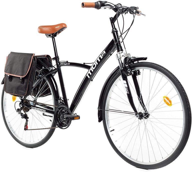 """Moma Bikes Bicicleta Trekking / Paseo HYBRID 28"""""""
