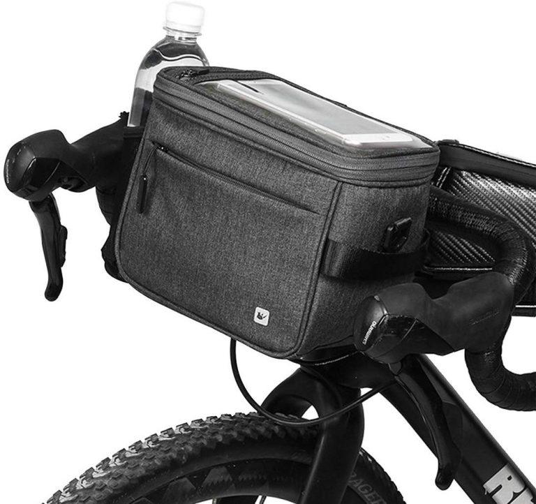 Bolsa de bicicleta para manillar