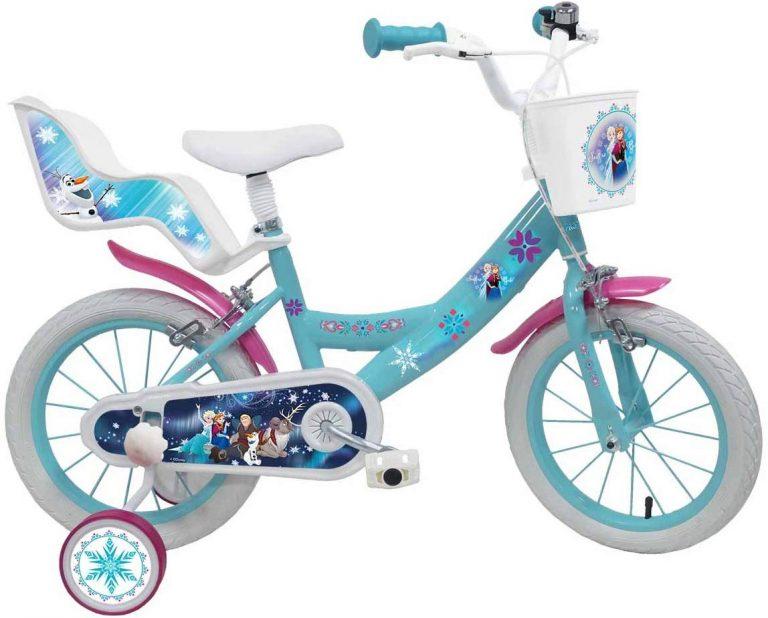 Bicicleta para niños Frozen