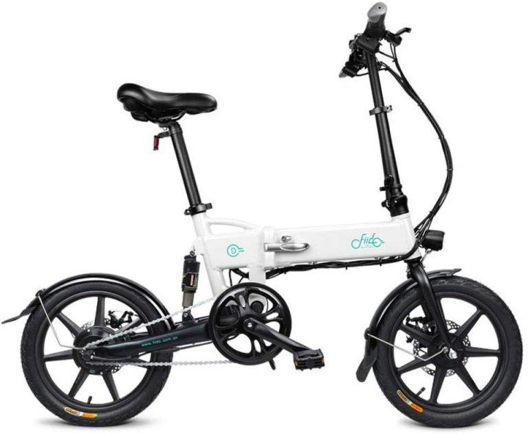 Fiido D2 bicicleta eléctrica urbana