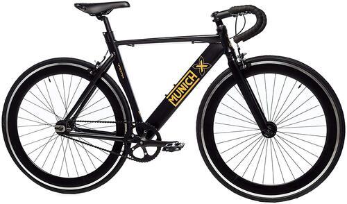 Moma Bikes Bicicleta Fixie Urbana, Fixie MUNICH GLAM