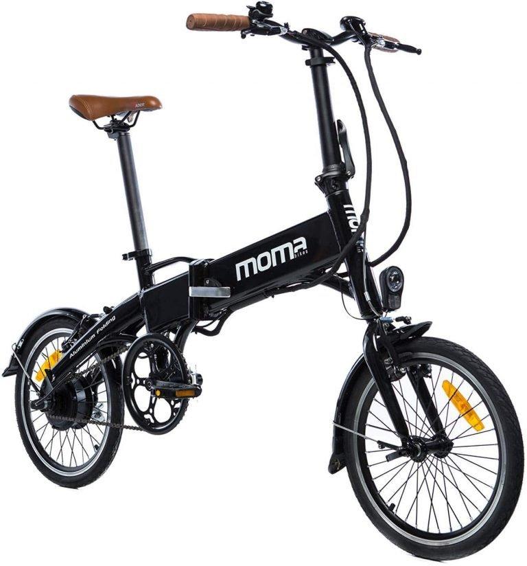 Moma E17 Teen bicicleta eléctrica urbana