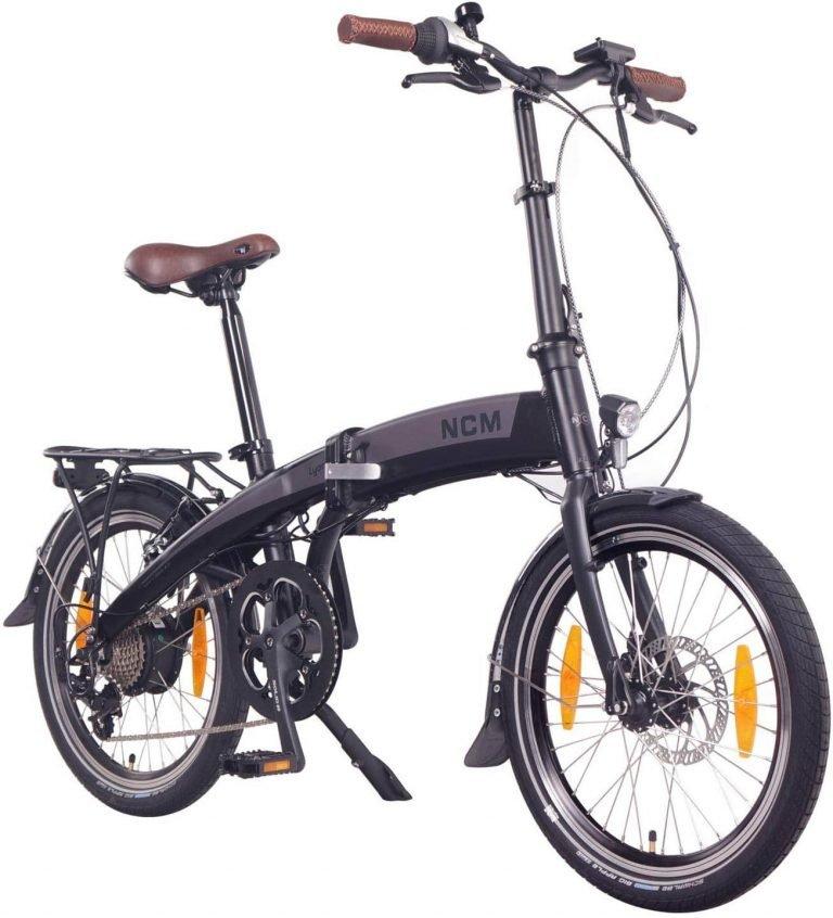 Bicicleta NMC Lyon