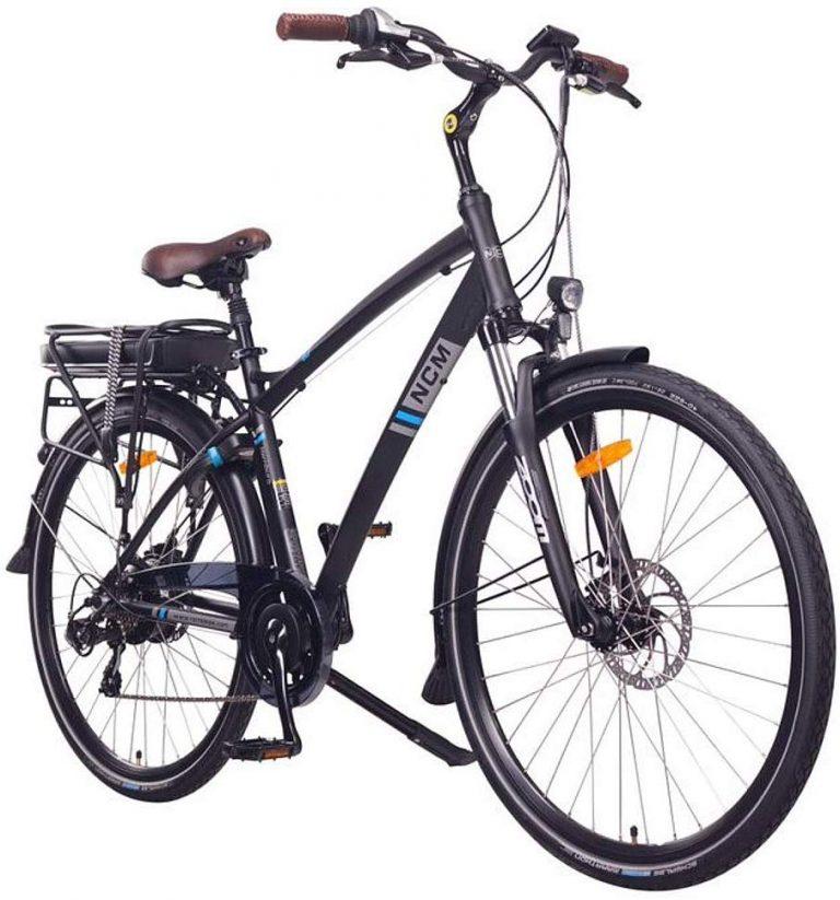 Bicicleta NMC Hamburg