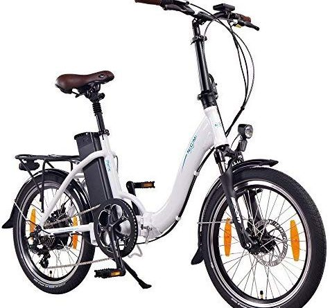 bicicletas eléctricas de paseo