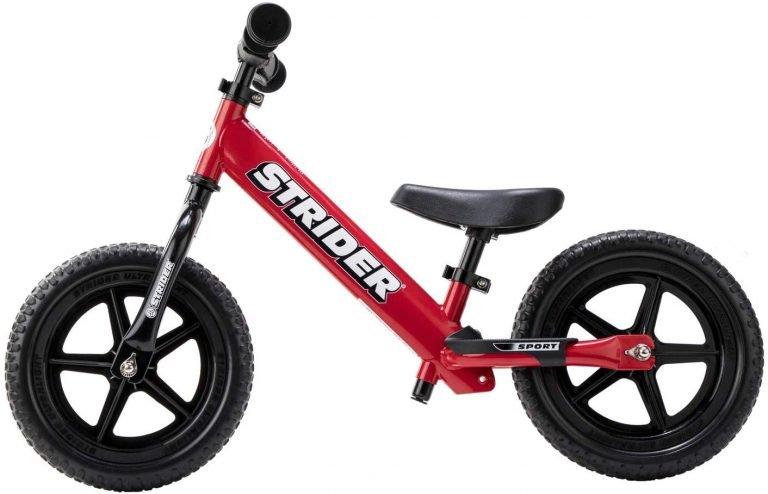 Strider bicicleta para niño