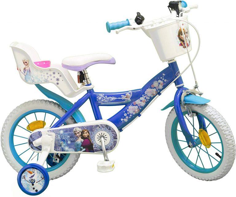 Toims Bicicleta Frozen