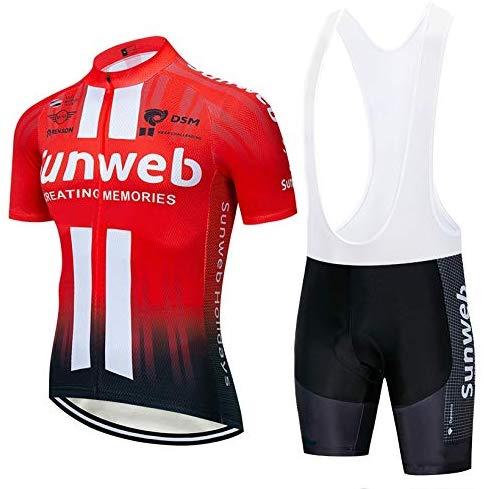 Equipación Team Sunweb maillot y culote