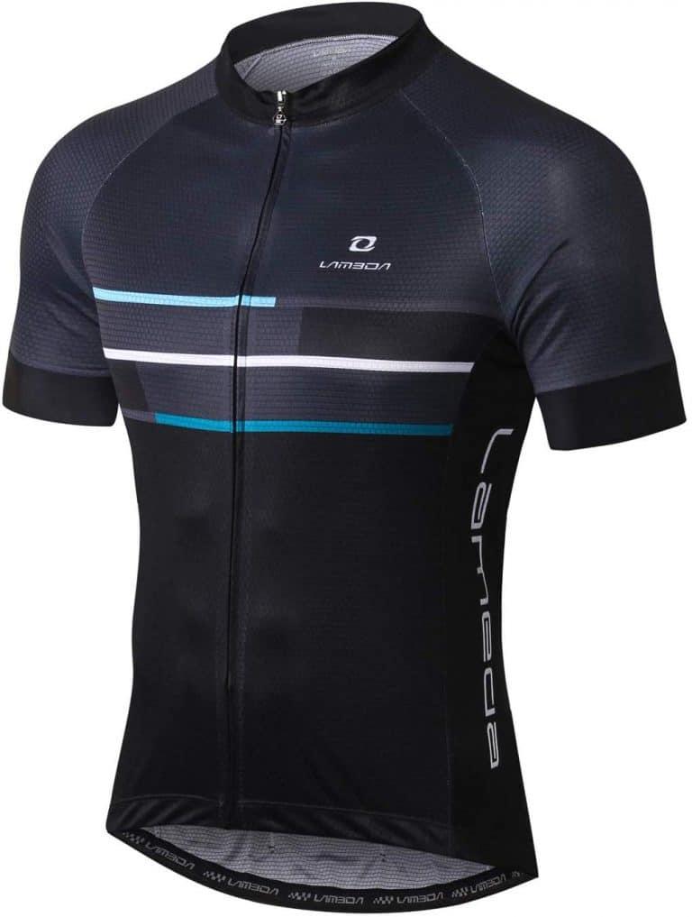 Maillot ciclismo lameda negro