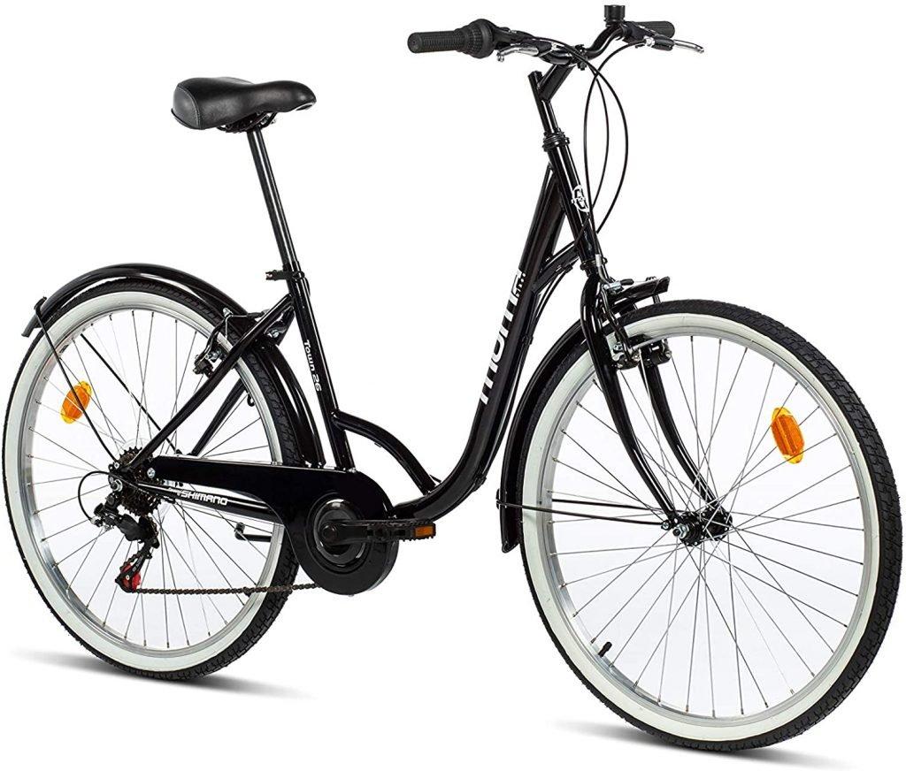 Bicicleta de paseo Moma Bikes de 26