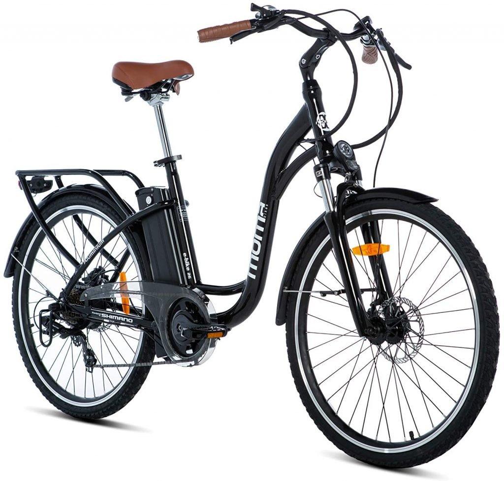 Moma Bikes E- Bike 26.2 Bicicleta Electrica de Paseo