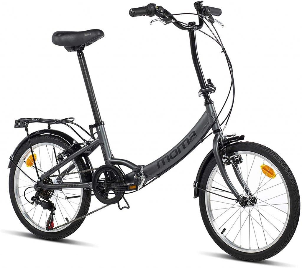 Moma first class 20 - Bicicleta plegable barata para ciudad