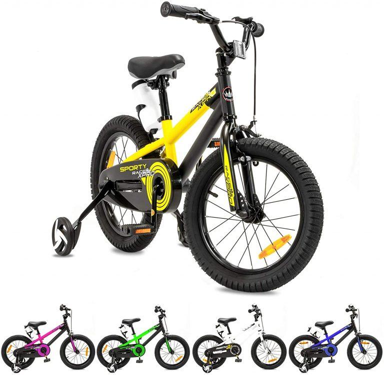 NB Parts - Bicicleta infantil para niños y niñas, BMX