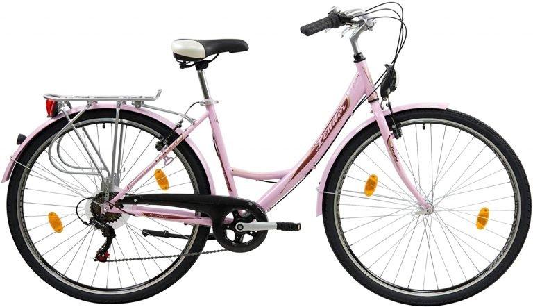 Bicicleta de paseo para mujer barata
