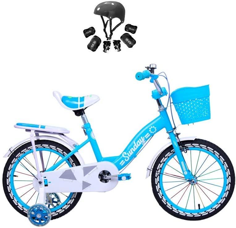 Bicicleta de 16 pulgadas para niños