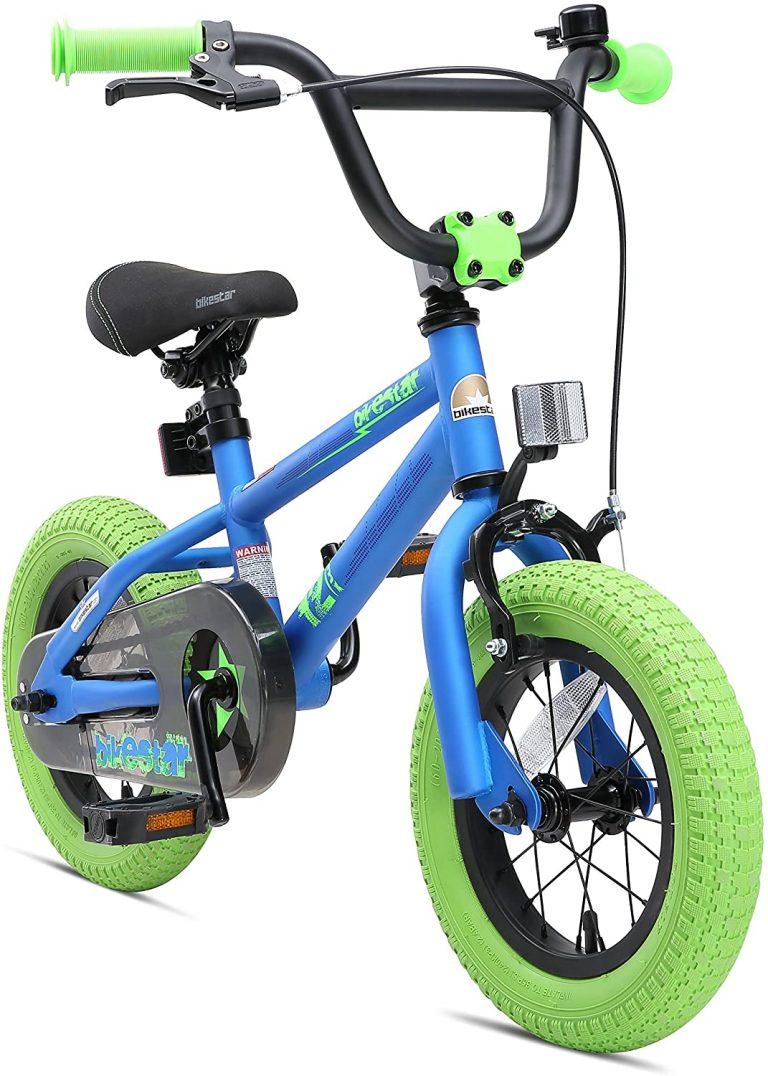 Bicicleta infantil 12 pulgadas