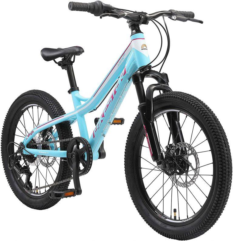 Bicicleta de 20 pulgadas para niños de 6 a 9 años