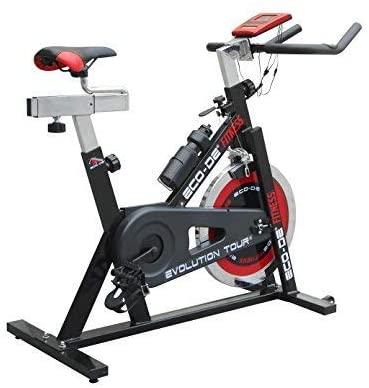 ECO-DE Bicicleta de Spinning Evolution Tour.