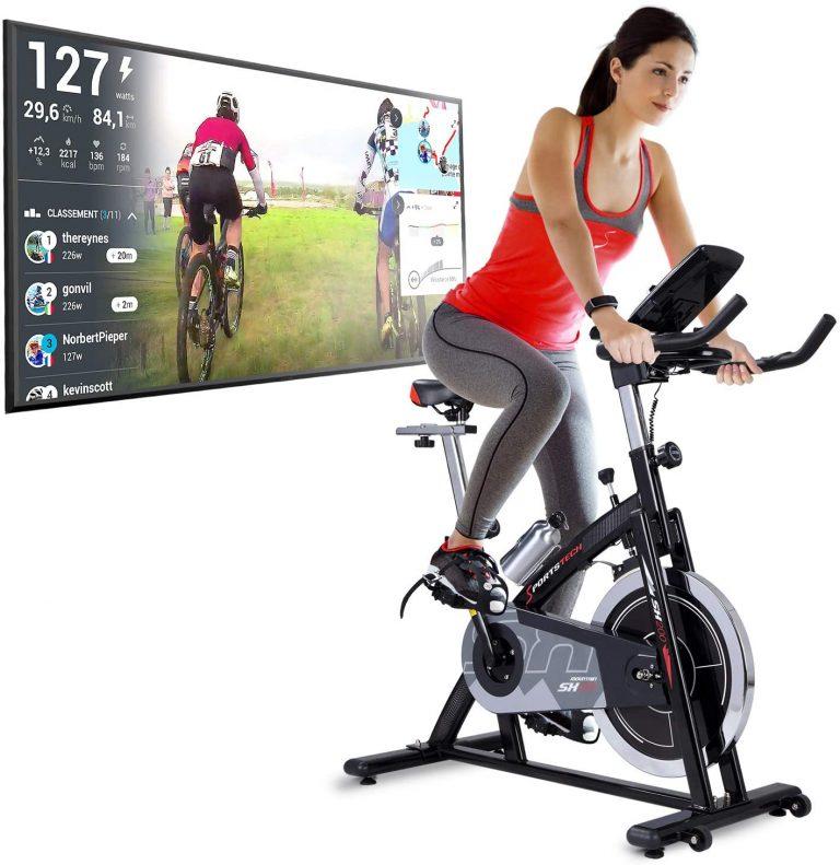 Sportech bicicleta de spinning estática