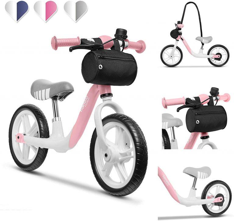 Bicicleta de equilibrio para niños de hasta 30 kg