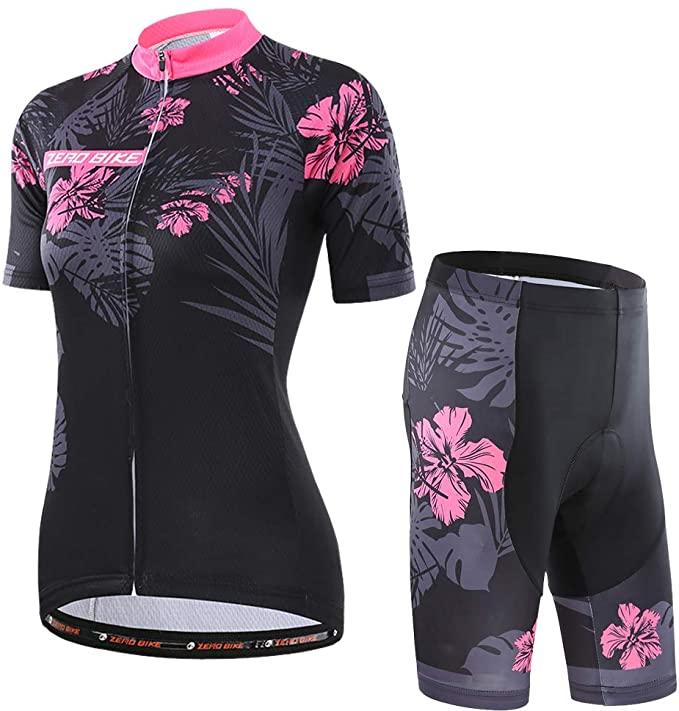Conjunto ciclismo mujer barato