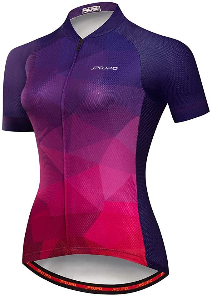 Maillot de ciclismo para mujer MTB