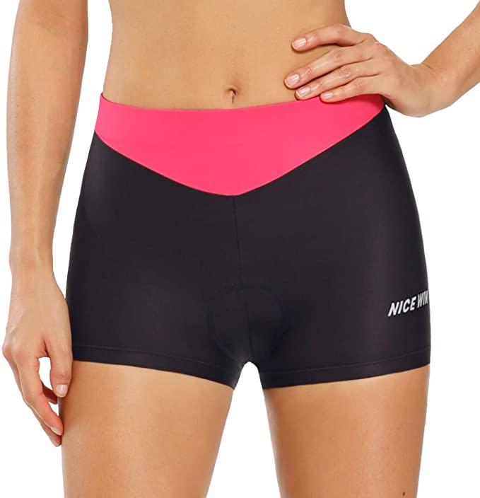 Pantalones Cortos de Bicicleta para Mujer